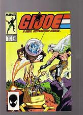 G I JOE #59 VF 1987 MARVEL