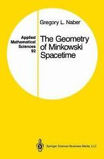 The Geometry of Minkowski Spacetime: An Introduction to the Mathematic-ExLibrary