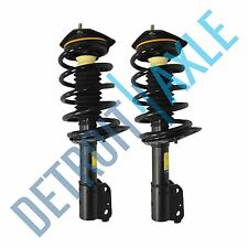 Pair (2) NEW Front Complete Ready Strut Assembly - Chevrolet Oldsmobile Pontiac