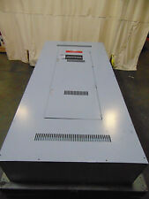 GE SCP Plus Electric Box with 400 Amp Circuit Breakers 480Y/277v 3 Phase