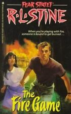 The Fire Game (Fear Street, No. 11) R. L. Stine Turtleback