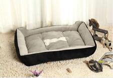 Cute Warm Kennel Washable Pet Dog Teddy Cibotium Puppy Cat Bed Cushion Soft Mat