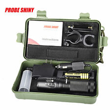Bright 8000LM X800 shadowhawk CREE T6 LED Flashlight Torch Lamp G700 Light 9NEW
