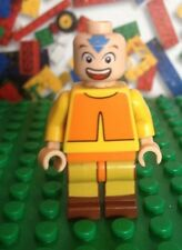 Lego  Avatar  Aang Minifigure The Last Airbender 3828