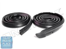 1968-70 Mopar B Body Roofrail Weatherstrip Seals Pair - RR4001A