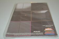 Marvel Heroclix The Infinity Gauntlet The Mental Plane & Shrine to Death Maps