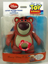NEW Disney Store Toy Story 3 Lotso Build Chuckles Action Figure O Huggin