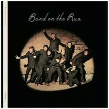 McCARTNEY PAUL  & WINGS - BAND ON THE RUN   - CD NUOVO