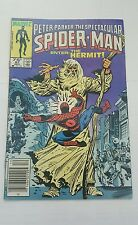peter parker, the  spectacular spiderman # 97 canadian price