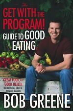 Get With the Program (COOKBOOK), Greene, Bob, Good Book