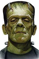 """FRANKENSTEIN Silk Movie Poster 15.7""""x24"""" Horror Vampires Universal Monsters"""