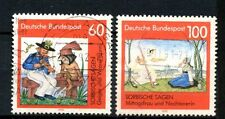 Germany 1991 SG#2425-6 Sorbian Legends Used Set #A23832