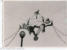 FOIRE DU TRONE 1939 2 PHOTOGRAPHIES ARGENTIQUES ORIGINALES 2 VINTAGE PHOTOGRAPHS