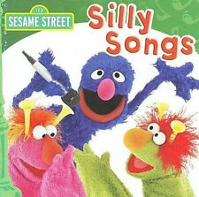 Silly Songs by Sesame Street (CD, May-2009, Sesame Street)