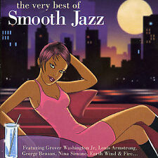 Unknown Artist The Very Best of Smooth Jazz CD