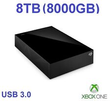 External Hard Drive for Xbox One - 8000GB / 8TB - Xbox One Extra Memory/Storage