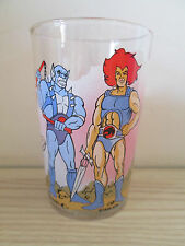 verre à moutarde COSMOCATS TM 1987 Telepix - LCI and T.Wolf