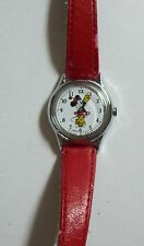 LORUS Red MINNIE MOUSE Watch