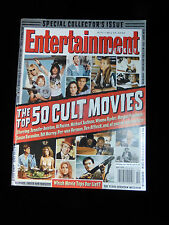 ENTERTAINMENT WEEKLY May 23 2003 Top 50 Cult Movies