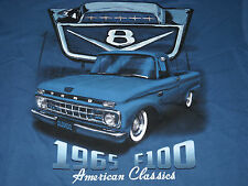 Ford 1965 F-100 w/ Vintage Truck Emblem T-Shirt Medium  NEW