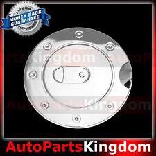 99-07 Ford Super Duty F250 F350 Triple Chrome Plated ABS Gas Fuel Door Cover