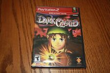 Dark Cloud (Sony PlayStation 2, 2001) Brand NEW Factory Sealed RARE Collectors