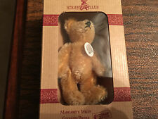 Miniature Steiff Club 2000 Teddy Bear Blond 7 only for Club Members in the Box
