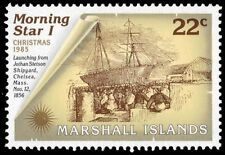 "MARSHALL ISLANDS 83 (Mi59) - Christmas ""Voyage of the Morning Star"" (pa5512)"