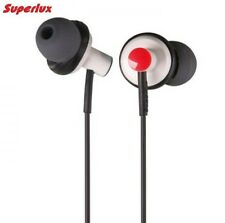 Superlux HD381F Earphones Wired  In-ear Monitor Earphone For Mobile Music / MP3