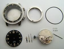 S.STEEL COMPRESSOR SEAMASTER CASE DIAL HANDS MOVEMENT AUTOMATIC MIYOTA 8215