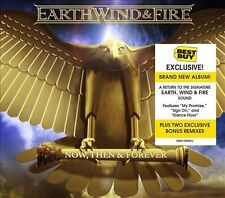 Unknown Artist Earth, Wind and Fire - Now, Then & Forev CD