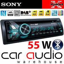SONY MEX-N6000BD 55x4 Watts DAB Radio Bluetooth CD MP3 USB AUX Car Stereo Player