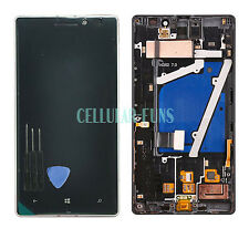 Tools Screen LCD Display+Touch Digitizer +Frame for Nokia Lumia 930 n930 Black