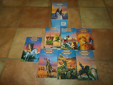 Boxed Set 7 Books the Complete Chronicles of narnia C S Lewis - Priced £29