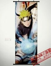Naruto Namikaze Minato Japanese wall poster scroll home decor Anime Cosplay 4