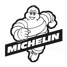 MICHELIN Logo Aufkleber Window Bumper Laptop Sticker Vinil Decal 125