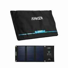 Anker 21W Portable Solar Charger Foldable Panel for Smartphone Tablet New Japan