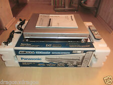 Panasonic DMR-EX95V DVD- / HDD- / VHS-Recorder, 250GB HDD, in OVP, 2J.Garantie