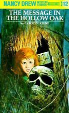 The Message in the Hollow Oak (Nancy Drew, Book 12), Keene, Carolyn, 0448095122,