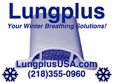 Lungplus Sport Mouth Worn Humidifier
