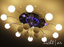 Deckenleuchte Illusion 5-10-15-flg B-Ware Deckenlampe Leuchte Farbwechsel