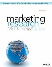 Marketing Research 10E by McDaniel, Gates