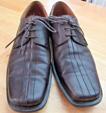 Brown Solid LEATHER  Aldo Shoes Size 45  us 12