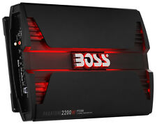 BOSS Audio PT2200 Phantom 2200W 2 Channel Full Range, Class A/B Amplifier