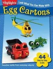 Look What You Can Make: Look What You Can Make with Egg Cartons by Boyds...