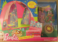 (BX C) BARBIE***SISTERS CAMP OUT!***
