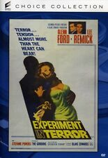 Experiment in Terror (2012, DVD NEUF) WS/BW/DVD-R