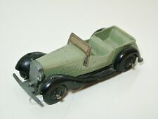 Dinky 36f British Salmson 4 Seat Sports Car