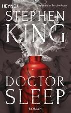 DOCTOR SLEEP von Stephen KING (2015, Tb) auf DEUTSCH Fortsetzung von Shining