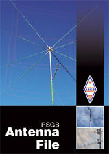 RSGB Antenna File - NEW BOOK - Amateur / Ham Radio Aerials - FREE UK POSTAGE